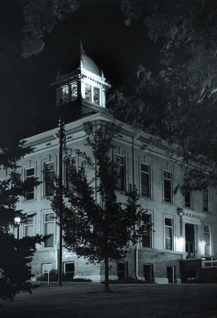 Littleton_Courthouse_Night